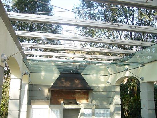 Arte ferro srl serramenti infissi arredamenti e - Cucina in veranda ...