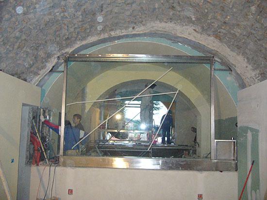 Pareti Dacqua Da Interni : Arte ferro srl serramenti infissi arredamenti e complementi in