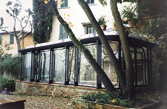 Gallery of giardino duinverno adattato ad un vecchio for Piani di casa con giardino d inverno